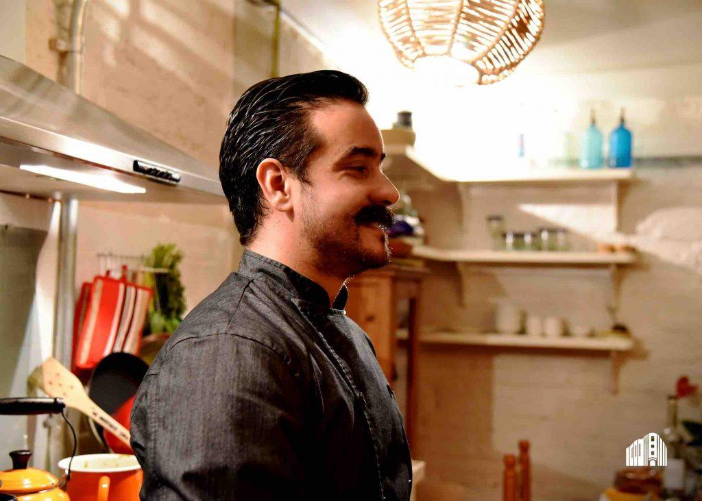 Gonzalo Sierra, chef de alta cocina mexicana