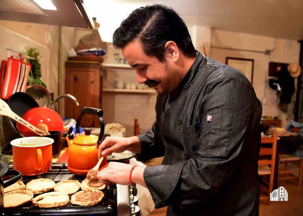 Un banquete de alta cocina mexicana con gonzalo sierra for Alta cocina mexicana