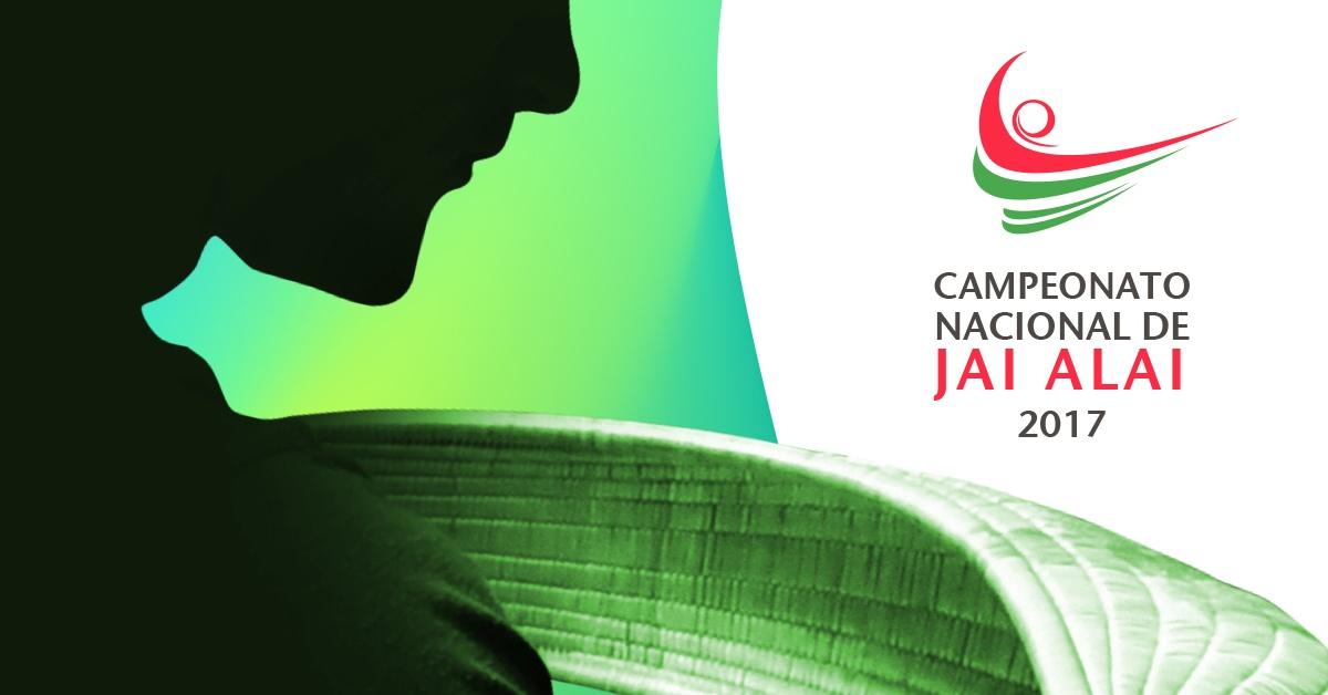 Campeonato Nacional Jai Alai 2017