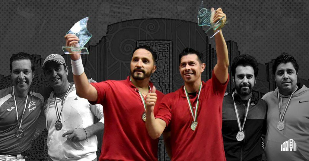 Campeones Campeonato Nacional de Jai Alai 2017
