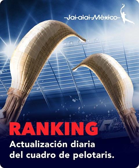 Ranking de Pelotaris