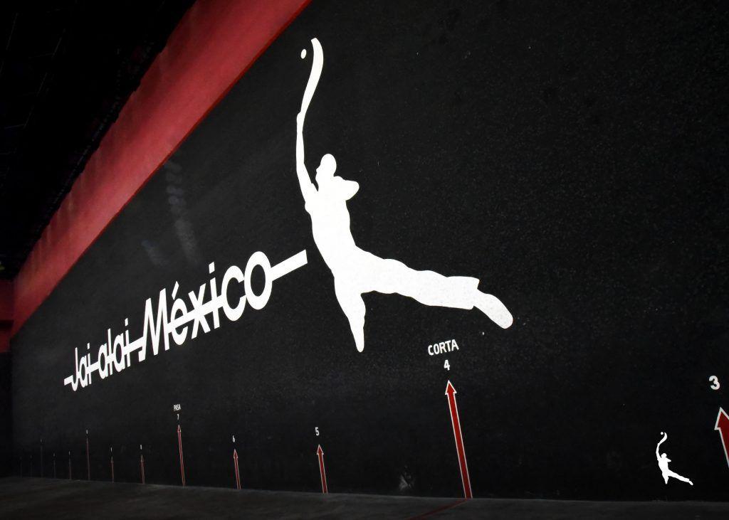 Jai Alai México Cancha