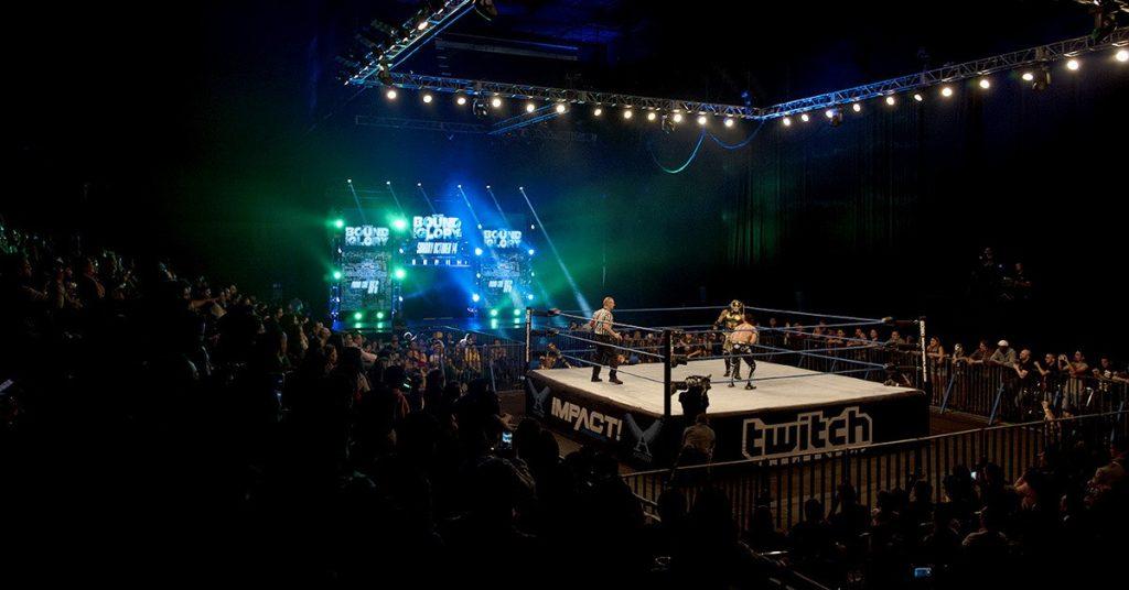 Impact Wrestling AAA Frontón México