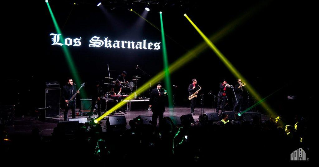 Frontón México vibró al ritmo de Ska Wars 2018