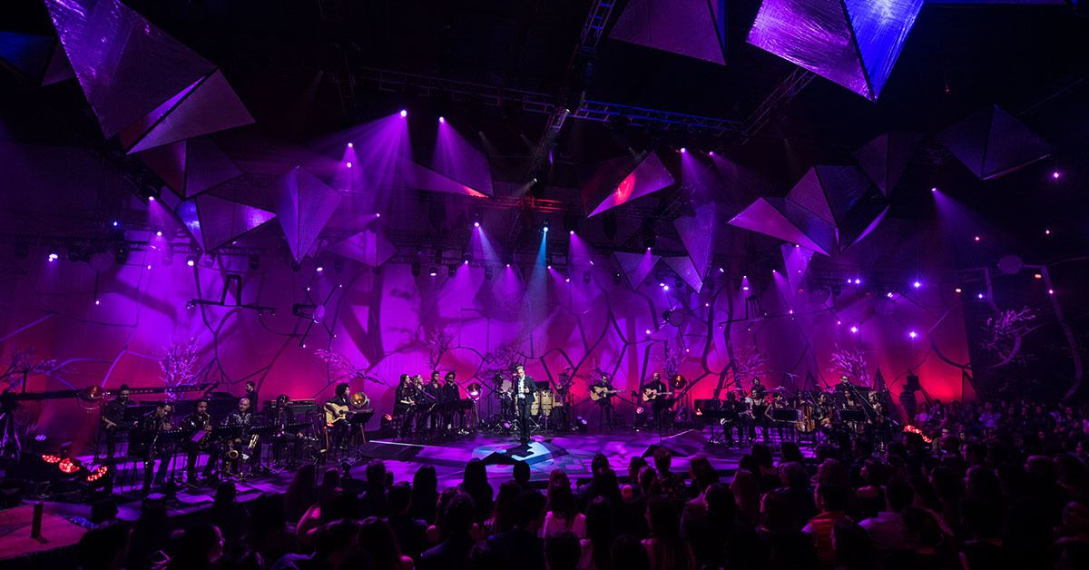 Emmanuel: MTV Unplugged en Frontón México