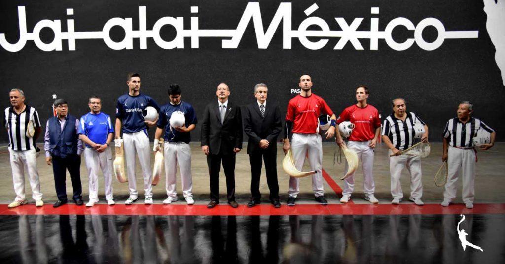 Torneo Internacional Fernando Diez Barroso 2017: datos curiosos de Frontón México