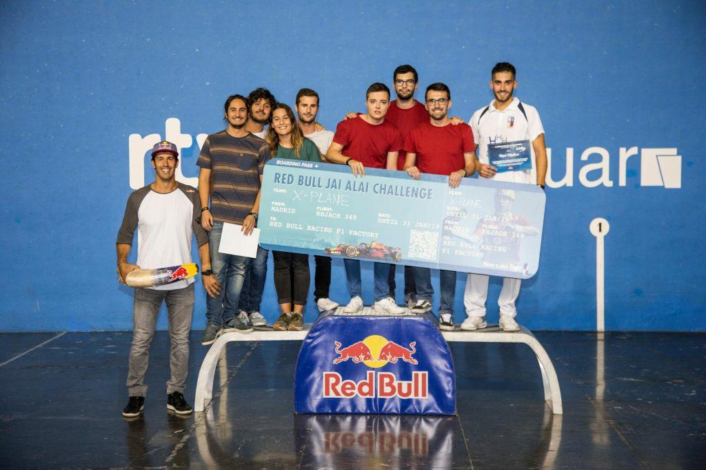 red-bull-jai-alai-challenge-romperá el récord mundial de velocidad de pelota