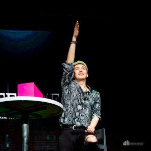 Kim Hyung Jun en Frontón México