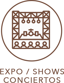 Expo Shows Conciertos
