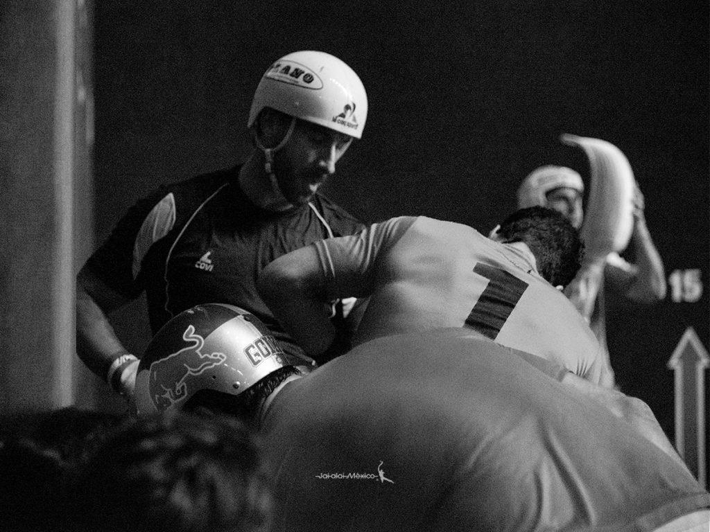 fotografía deportiva para jai alai Frontón México