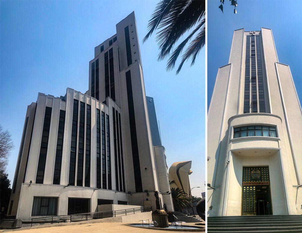 La Tabacalera: Edificio de la Lotería Nacional, El Moro