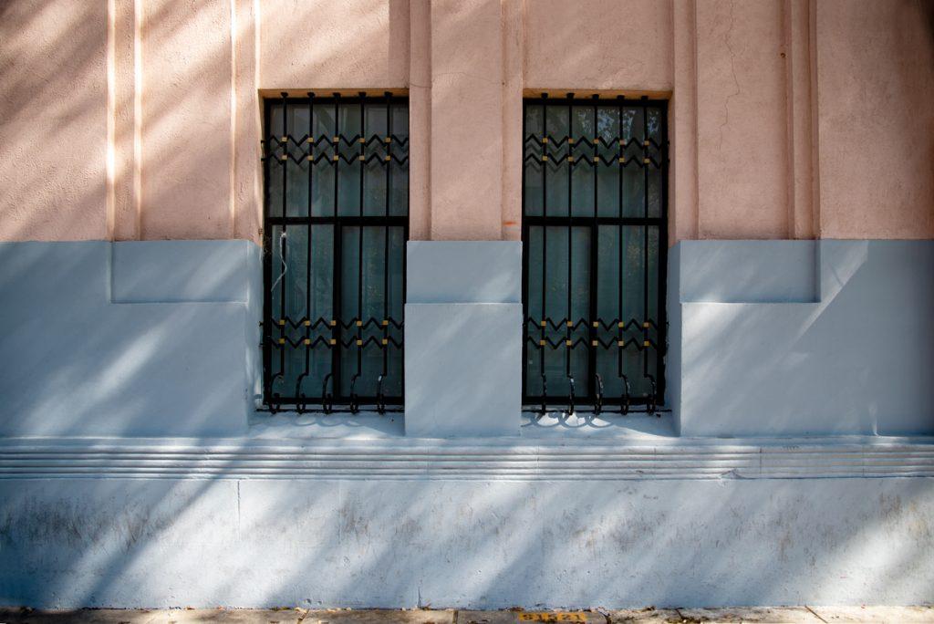 La Tabacalera: Edificio de la Alianza de Ferrocarrileros Mexicanos