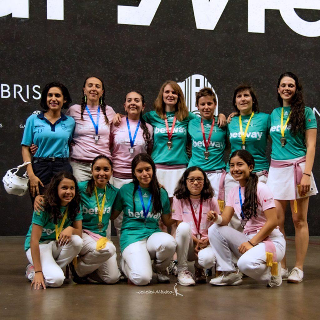 Women's Jai Alai Tour