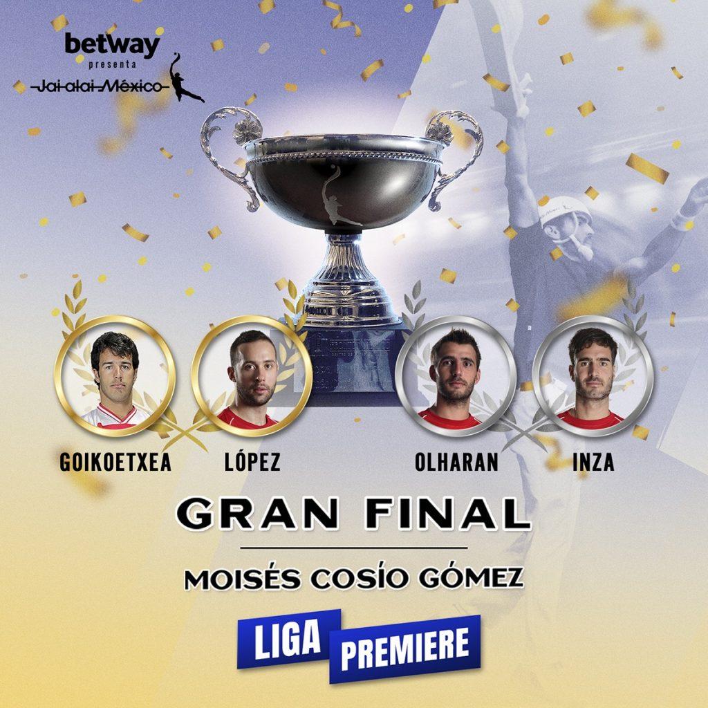 Copa Moisés Cosío Gómez 2019