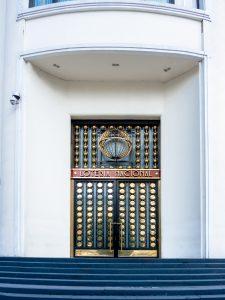 El Moro Edificio Lotería Nacional