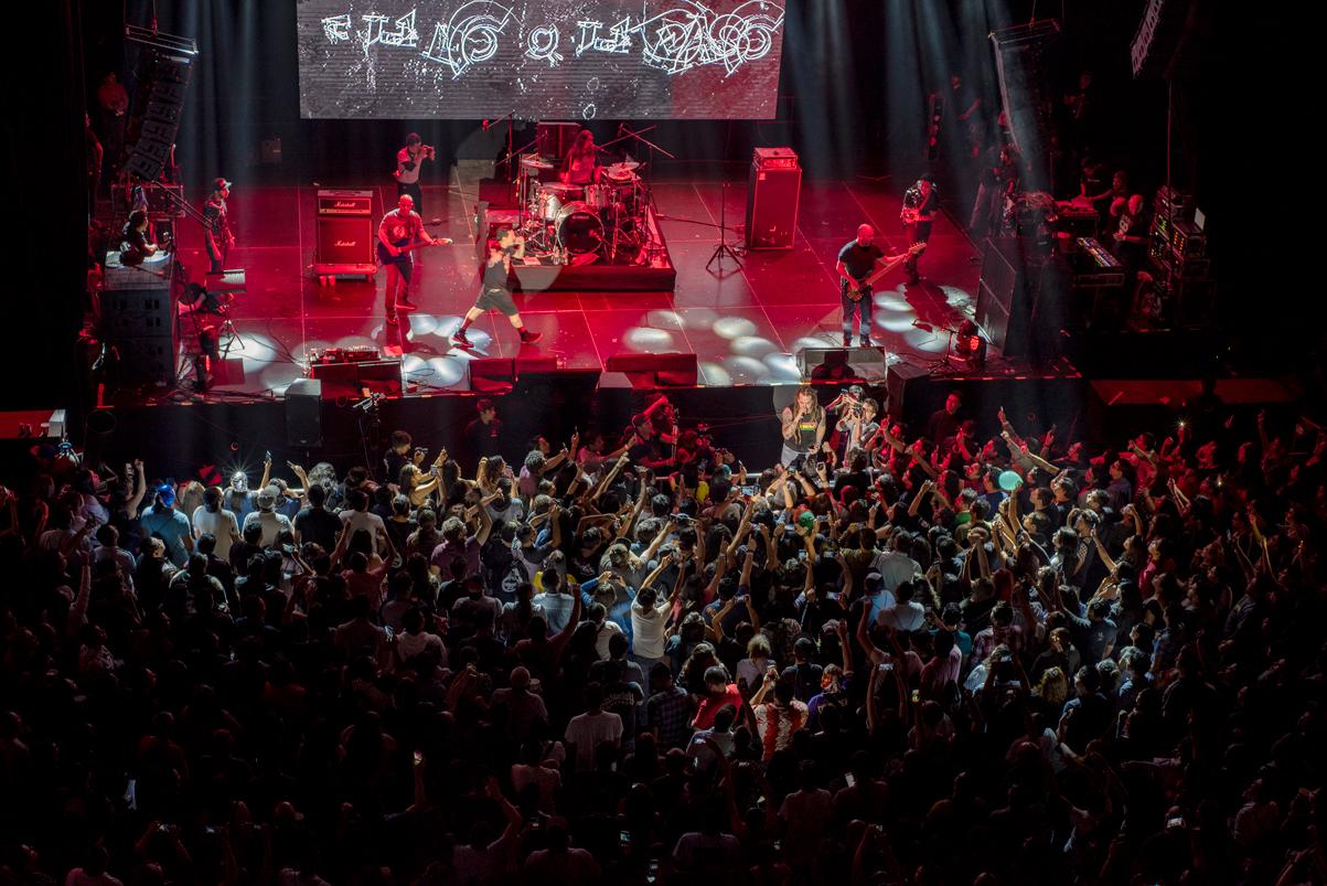 Prudence Fest 2019: sexo seguro, música y preservativos para todos