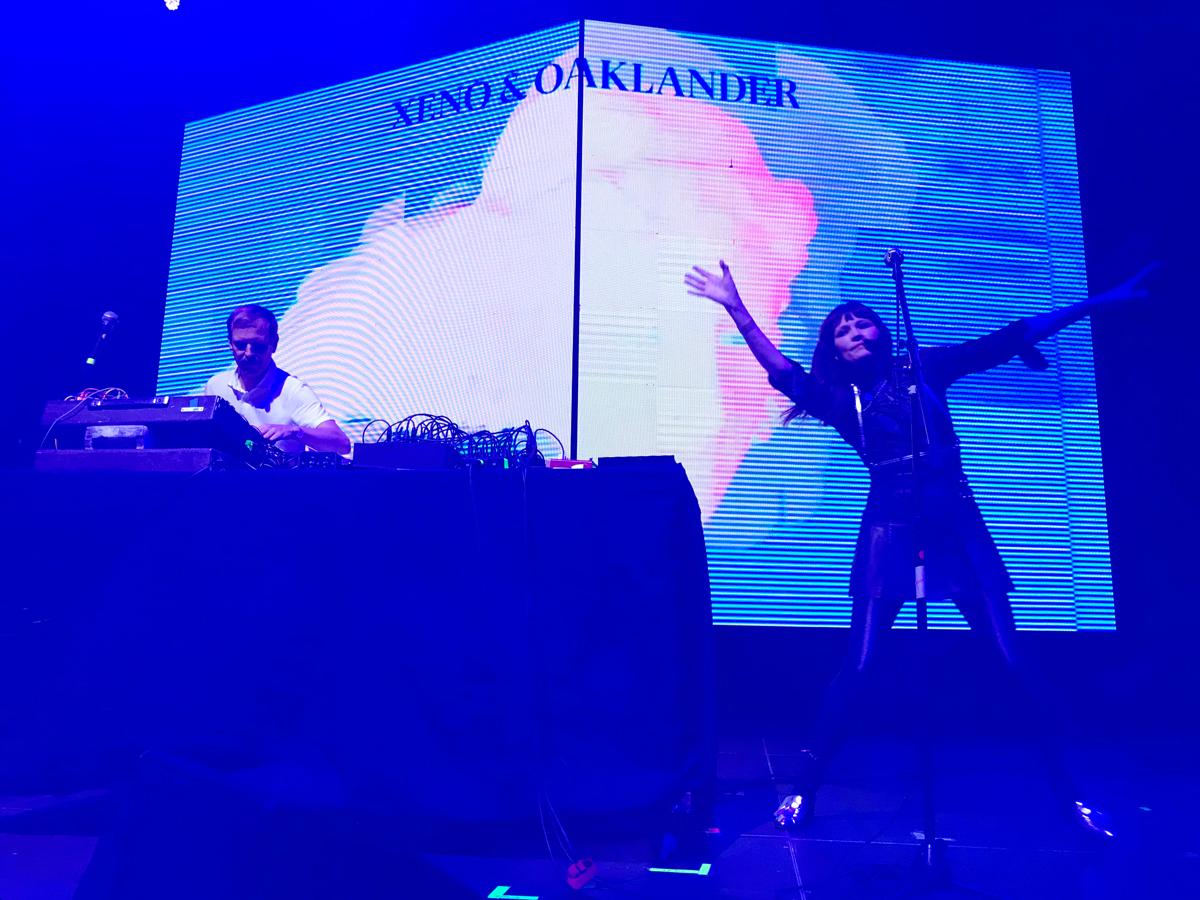 CMD Fest 2019, Xeno and Oaklander