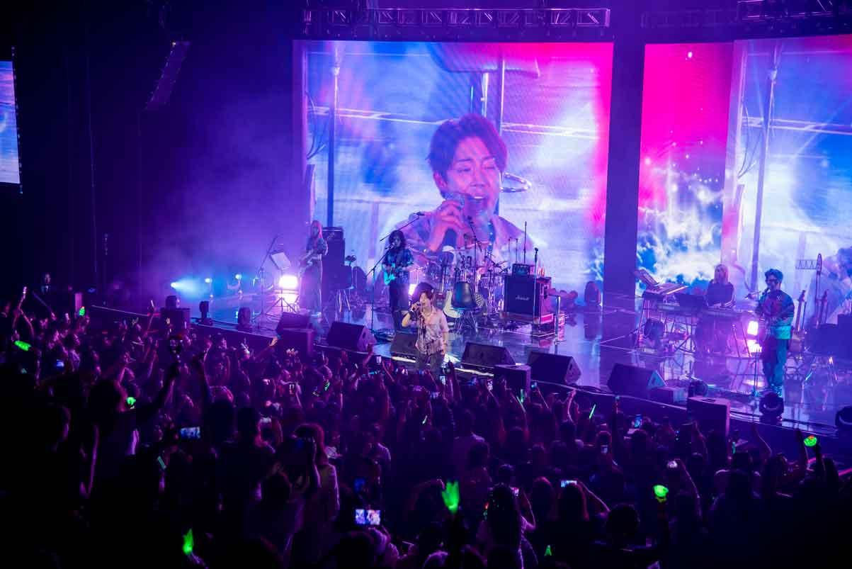 Kim Hyun Joong: «Te amo, México»