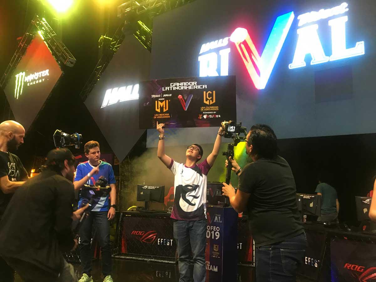 ROGEFEST 2019: Videojuegos · E-Sports · Cosplay