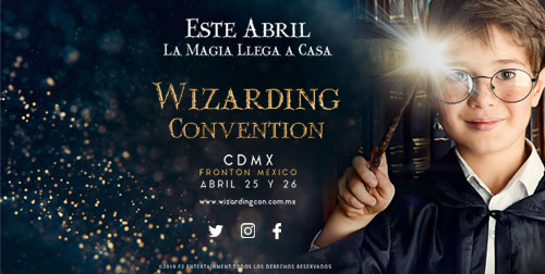 Wizarding Convention