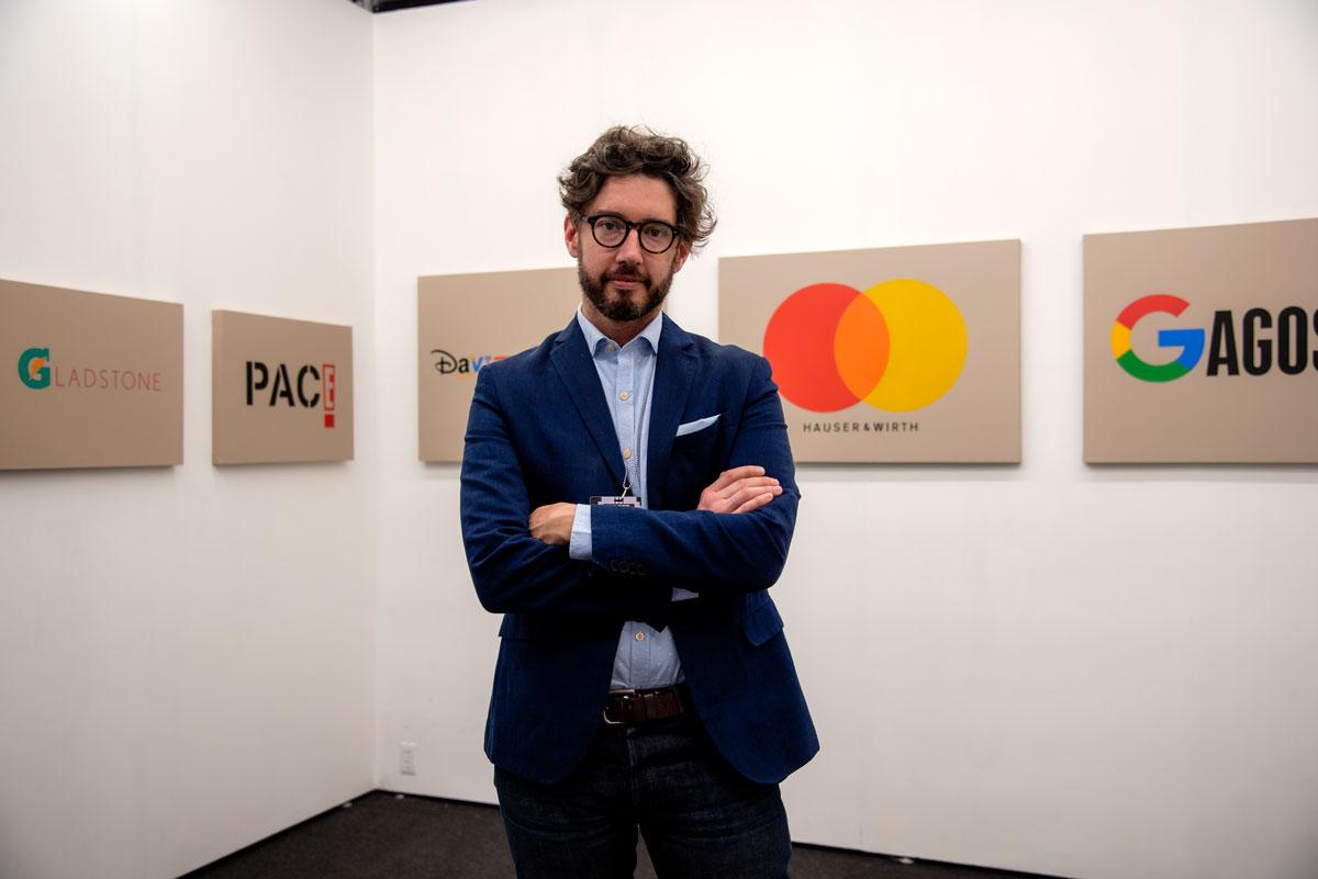 Brett W. Schultz · Feria de Arte Material