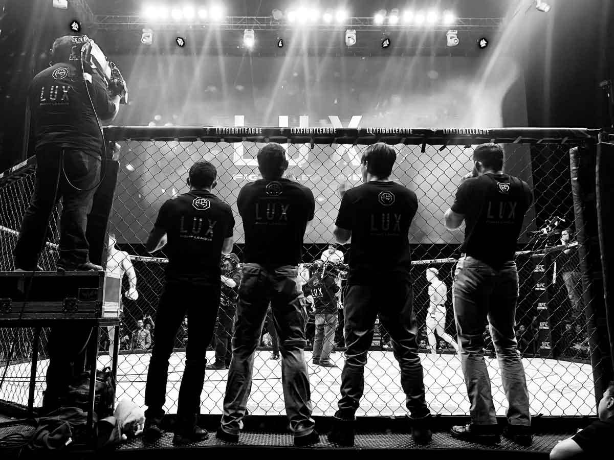 Lux Fight League 008