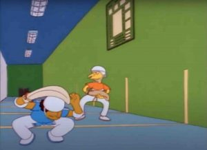 The Simpsons: 'Blood Feud'