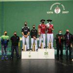 Goikoetxea-Irastorza, campeones en Hondarribia
