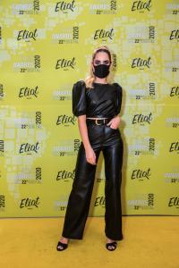 Alfombra Amarilla de los Eliot Awards 2020