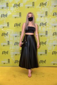 Alfombra Amarilla de los Eliot Awards