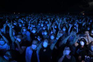¡Sí, los conciertos masivos están de regreso!