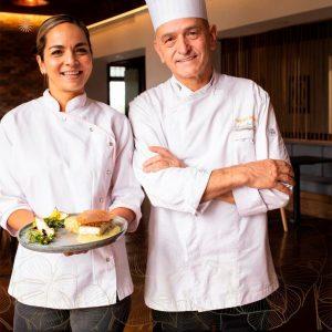 Ingrid Ramos, chef invitada a la cocina de Zesta Punta